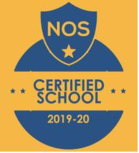 NOS Certified Logo